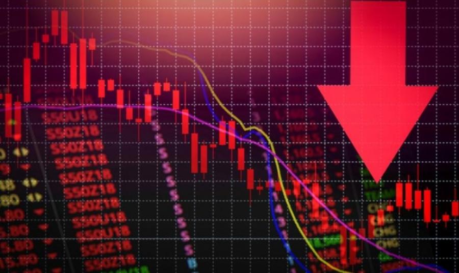 Ανησυχία για ανάκαμψη και πανδημία - Πιέσεις στη Wall Street - Πτώση -0,86% ο S&P 500