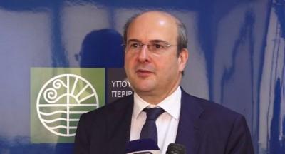 Χατζηδάκης (ΥΠΕΝ): Ο αγωγός ΤΑP ορόσημο για την ενεργειακή ασφάλεια της Ελλάδας και της ΝΑ Ευρώπης