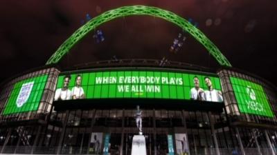 Η Xbox επίσημος συνεργάτης της εθνικής ομάδας ποδοσφαίρου της Αγγλίας