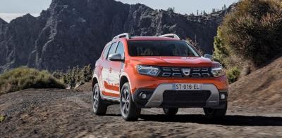 Ανανέωση για το Dacia Duster με περισσότερο LPG