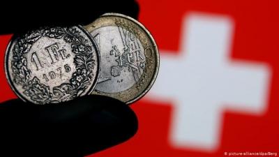 Η Ελβετία υποβαθμίζει τις εκτιμήσεις στο 3,2% για την ανάπτυξη το 2021