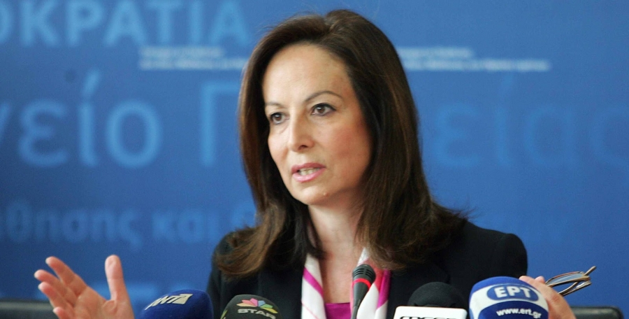 Απέσυρε την υποψηφιότητά της για την ηγεσία του ΟΟΣΑ η Διαμαντοπούλου - Τι συνέβη