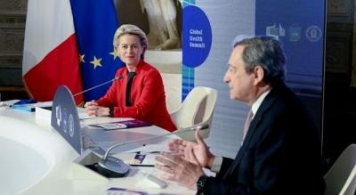 Κομισιόν: Εγκρίθηκε το ιταλικό σχέδιο για το Ταμείο Ανάκαμψης ύψους 191,5 δισ. ευρώ