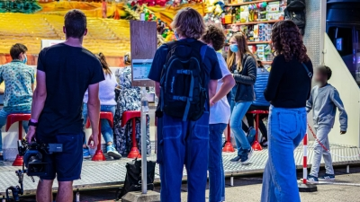 «Covid Safe Ticket» στο Βέλγιο - Το πάσο για να μπαίνεις σε μεγάλες εκδηλώσεις χωρίς μάσκες και αποστάσεις