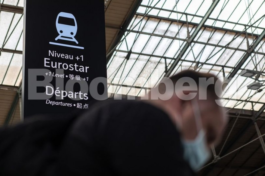 Eurostar: Να δοθούν ενισχύσεις στους σιδηρόδρομους όπως έγινε στις αερομεταφορές