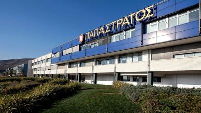 Νέα μεγάλη επένδυση 125 εκατ. ευρώ από την Παπαστράτος
