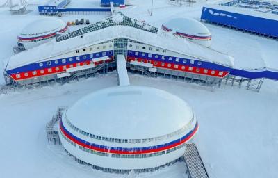 Ο Putin φτιάχνει μια μυστική και πανίσχυρη στρατιωτική βάση στην Αρκτική - Ποια επικίνδυνα όπλα κρύβει εκεί