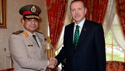 Προς την Αίγυπτο στρέφεται η τουρκική διπλωματία - Η Άγκυρα προσφέρει «τρεις φορές την Κύπρο»
