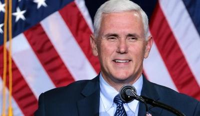 ΗΠΑ: Αντιπαραγωγική η ακύρωση της συνάντησης Pence (ΗΠΑ) με τον Παλαιστίνιο πρόεδρο