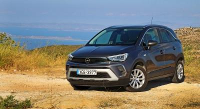 Δοκιμάζουμε το οικονομικό Opel Crossland 1.5 Diesel