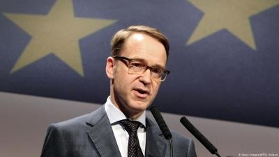 Weidmann (ΕΚΤ): Εξομάλυνση της νομισματικής πολιτικής από το 2022 – Τέλος στο PEPP