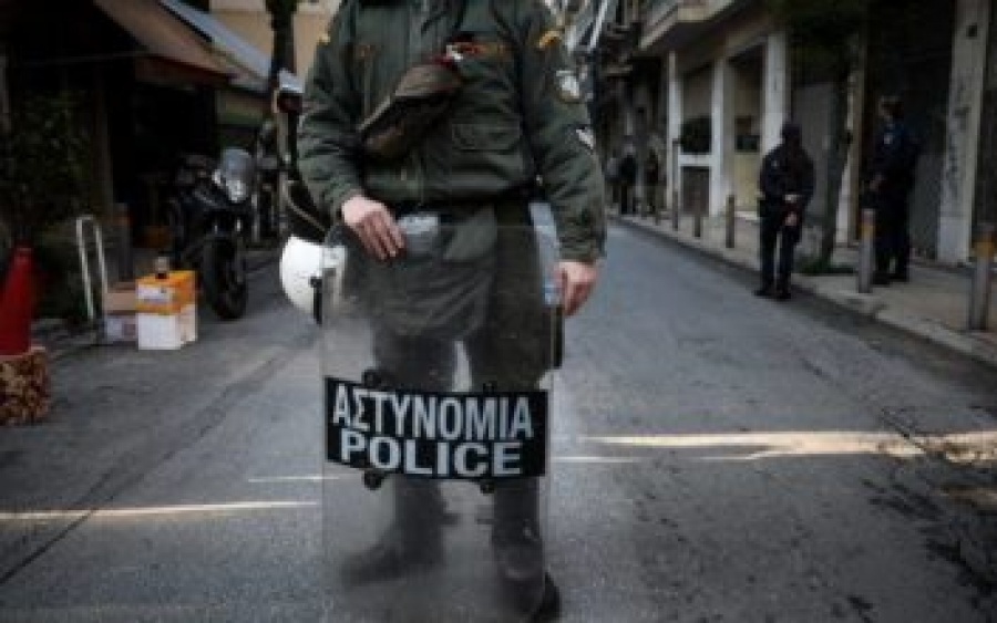 Νέα αστυνομική επιχείρηση στα Εξάρχεια για την εκκένωση υπό κατάληψη κτηρίου