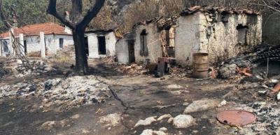 Πλιάτσικο με τις αποζημιώσεις των πληγέντων από τις πυρκαγιές - Έγιναν 500 αιτήσεις για 6 κτίρια