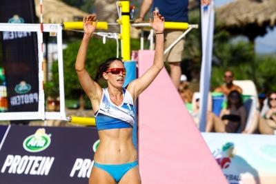 Η Πένυ Καραγκούνη στο BN Sports: «Στόχος ήταν η πρόκριση, πολύ ευχαριστημένη με το χρυσό»