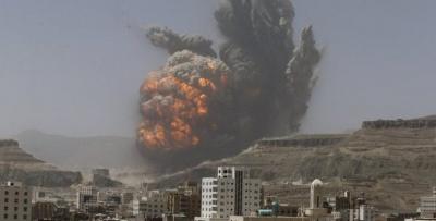Υεμένη: Ο αραβικός συνασπισμός στοχοθετεί θέσεις των Χούτι κοντά στο λιμάνι Χοντέιντα