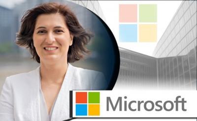 Νέα επικεφαλής Marketing & Operations για τη Microsoft Ελλάδας Κύπρου & Μάλτας η Χριστίνα Λεϊμονή