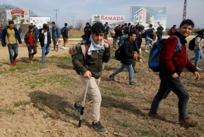 Έκθεση - «καταπέλτης» για την Ελλάδα, απάνθρωπη και εξευτελιστική η μεταχείριση των μεταναστών
