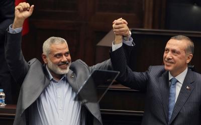 Die Welt: Κανείς δεν πρόκειται να αναγνωρίσει μία συνθήκη της Τουρκίας με τη Χαμάς
