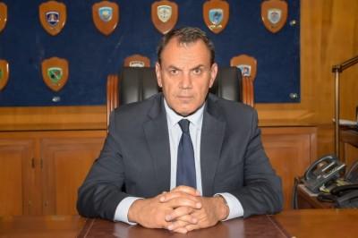 Παναγιωτόπουλος: Η άσκηση «Μέδουσα» ισχυρό αποτρεπτικό μήνυμα εναντίον της αποσταθεροποίησης στην Αν. Μεσόγειο
