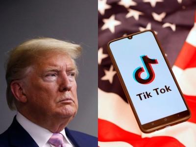 Δυναμιτίζει το κλίμα με την Κίνα ο Trump μπλοκάροντας το Tik Tok στις ΗΠΑ