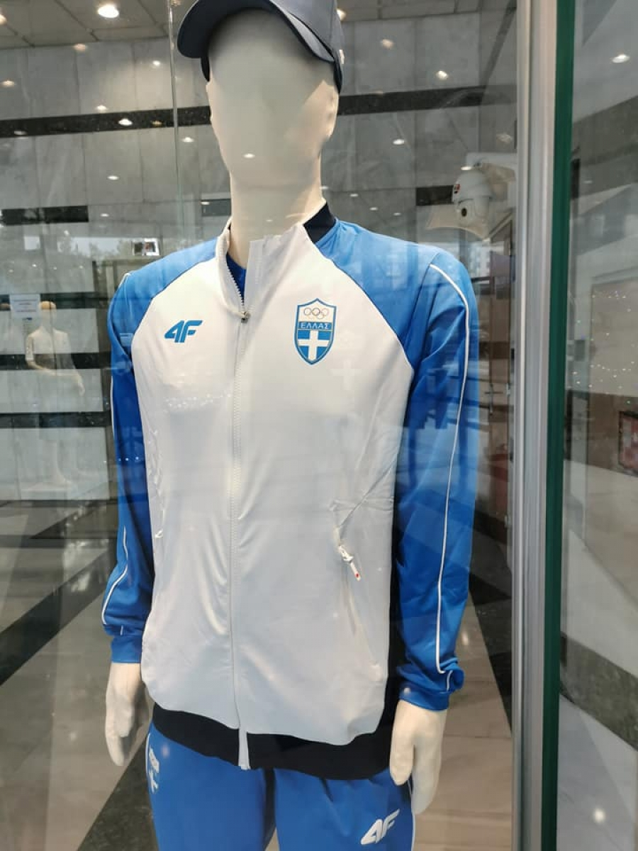 Ολυμπιακοί Αγώνες Τόκιο: Η φόρμα που θα φορέσουν οι Έλληνες αθλητές