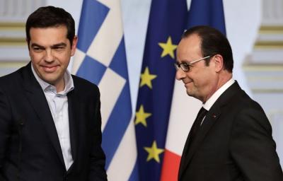 O Hollande αποκαλύπτει το δραματικό παρασκήνιο, μετά το δημοψήφισμα του 2015: Το Plan B για το Grexit ήταν γερμανικό σχέδιο