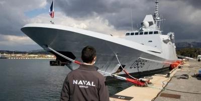 Ο Dr. Cyrille Bret νέος επικεφαλής της Naval Group στην Ελλάδα