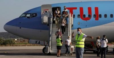 Η Ελλάδα πρώτη επιλογή για τους Βέλγους σύμφωνα με την TUI