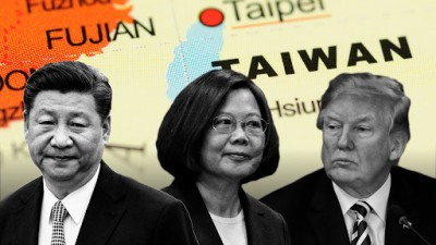Επίσκεψη Αμερικανού υποναύαρχου στην Ταϊβάν, σύμφωνα με πηγές - Σε επιφυλακή το  Πεκίνο