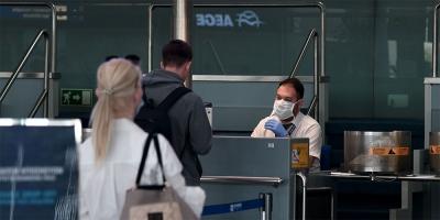 Παράταση notams έως 31/5: Προϋποθέσεις εισόδου στην Ελλάδα και οδηγίες προς επιβάτες πτήσεων εσωτερικού