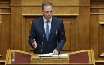 Λιβανός (ΝΔ): Ο Αλέξης Τσίπρας ήρθε στη Βουλή με… εκδρομική εμφάνιση
