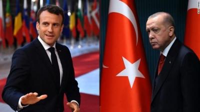 Γαλλία: Η Τουρκία σταμάτησε να είναι προσβλητική, αλλά χρειάζονται τώρα πράξεις