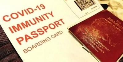Έρχεται το παγκόσμιο διαβατήριο εμβολιασμού – Πρωταγωνιστικός ο ρόλος της Ελλάδας
