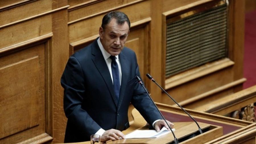 Παναγιωτόπουλος: Τα Rafale θα σκεπάσουν πληρέστερα το Αιγαίο με τα φτερά τους και τα όπλα τους