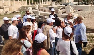 Η INTERAMERICAN για την Πολιτιστική Κληρονομιά, με το «ΔΙΑΖΩΜΑ»