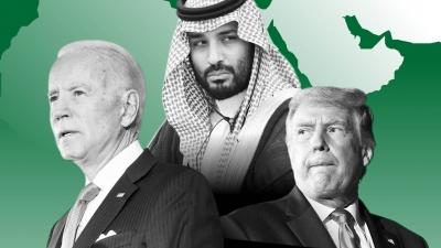 Επιφυλακτικές οι χώρες του Κόλπου στην ανάληψη της προεδρίας των ΗΠΑ από τον Biden
