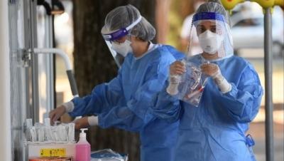 Κορωνοϊός: 394 νέα κρούσματα και ακόμα 20 νεκροί - Στους 301 οι διασωληνωμένοι