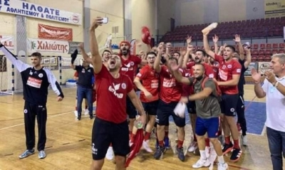 EHF European Cup: Έγραψε ιστορία η Δράμα στην πρώτη της ευρωπαϊκή συμμετοχή