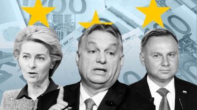 Σε ανοικτό πόλεμο με τις Βρυξέλλες, η Ουγγαρία και η Πολωνία