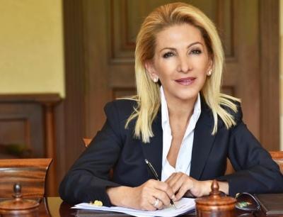 Υποψήφια με τη ΝΔ στον Βόρειο Τομέα της Β' Εκλογικής Περιφέρειας Αθηνών η Καλαντζάκου