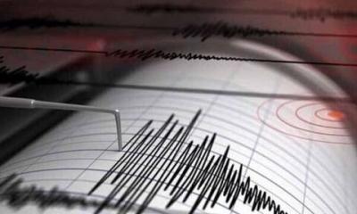 Σεισμική δόνηση 3,8 βαθμών της Κλίμακας Ρίχτερ στην Ελασσόνα