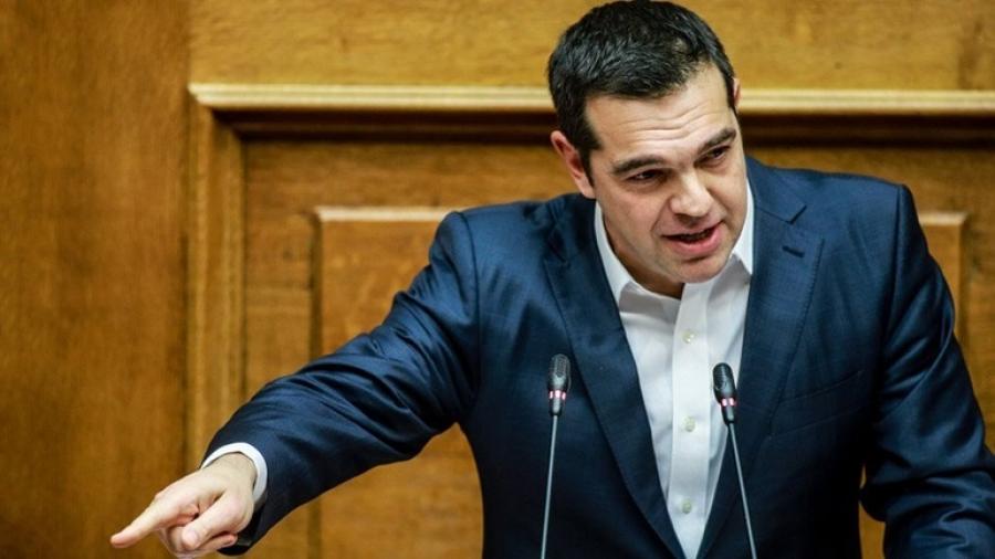 Τσίπρας: Αν οι υποσχέσεις σας ήταν τούβλα, θα το είχαν χτίσει το Ελληνικό