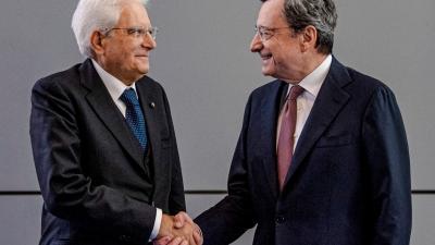 Ιταλία: Ο Draghi αναζητά συμμαχίες – Συμβιβαστικό veto από Salvini (Lega) και Meloni (Aδελφοί της Ιταλίας)