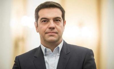 Τσίπρας: Δεν λύνουμε το Μακεδονικό για να κάνουμε το χατίρι καμίας τρίτης χώρας - Σε νέα περίοδο συνεργασίας οι σχέσεις Ελλάδας – Ρωσίας