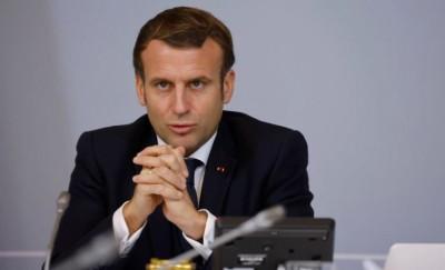 Γαλλία: Στήριξη Macron στους Αρμένιους, αιχμές σε Τουρκία και Ρωσία για το Nagorno Karabakh
