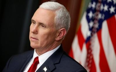 Αρνητικός σε νέο τεστ για τον κορωνοϊό ο αντιπρόεδρος των ΗΠΑ, Michael Pence