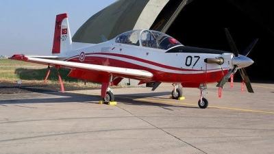 Συντριβή στρατιωτικού αεροσκάφους στην Τουρκία - Σώοι οι πιλότοι