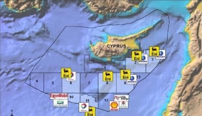 Στο «κόκκινο» το θερμόμετρο στην Μεσόγειο - Δύο ερευνητικά σκάφη της Exxon Mobil φτάνουν στην ΑΟΖ της Κύπρου