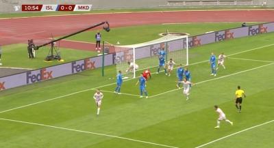 Ισλανδία – Βόρεια Μακεδονία 0-1: Αλιόσκι σερβίρει, Βελκόφσκι εκτελεί! (video)