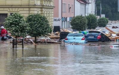 Γερμανία: Στα 20 δισ. ευρώ εκτοξεύθηκε ο λογαριασμός των ζημιών απο τις πλημμύρες